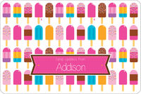 Bright Popsicles Postcard