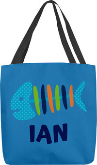 Bonefish Beach Tote Bag