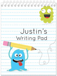 Monster Penmanship Book