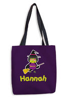 Broomstick Witch II Treat Bag