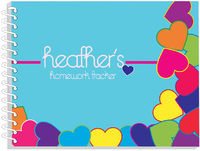 Bright Hearts Homework Tracker