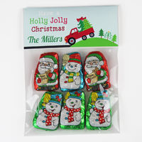 Tree Delivery Candy Bag Toppers