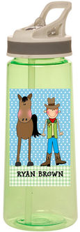 Barn Boy Water Bottle