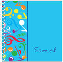 Bright Notes Aqua Journal | Notebook
