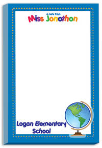 Teachers Change the World Notepad