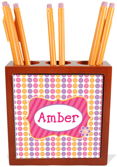 Doodle Dots Pencil and Pen Holder