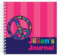 Alphabet Peace Journal | Notebook