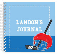 Hockey Game Journal | Notebook