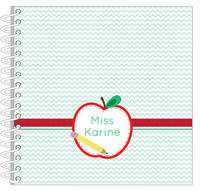 Apple Half Journal | Notebook