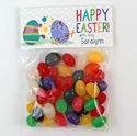 Fun Eggs Easter Candy Bag Toppers
