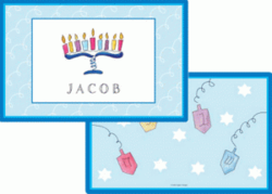 Channukah Placemat P-833