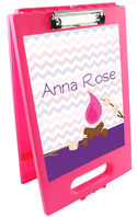Camp Fire Girl Clipboard Storage Case