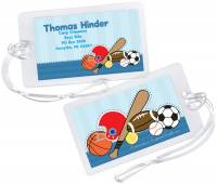 Just Sporty Luggage Tag