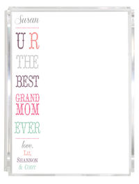 Best Grand Mom Memo Sheets