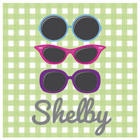 Cool Summer Shades Gift Stickers