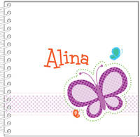 Dotted Butterfly Journal | Notebook