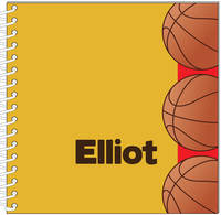 Basketball Fan Journal | Notebook