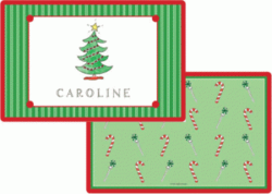 Christmas Tree Placemat P-832