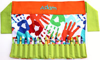 Messy Hands Crayon Apron CA05