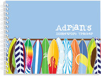 Cool Surfboards Homework Tracker