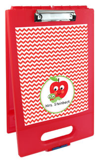 Apple Chevron Clipboard Storage Case