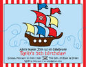 Pirate Party Invitation