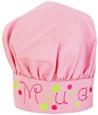 Presents Chef Hat Embroidered
