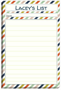 Fallish List Pad