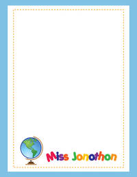 Teachers Change the World Large Notepad
