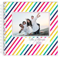 Candy Stripes Journal | Notebook