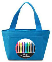Crayon Creative Insulated Tote
