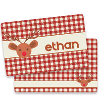 Country Reindeer Placemat