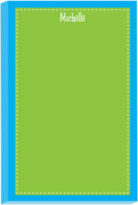 Blue Green Bulky Pad
