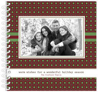 Christmas Squares Journal | Notebook