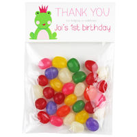 Frog Princess Birthday Party Candy Bag Favors