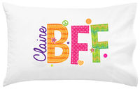 BFF Pillowcase