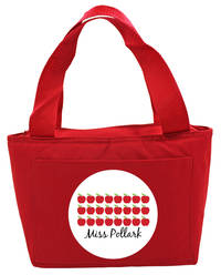Ample Apples Insulated Tote