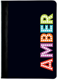 Broadway Letters iPad Case