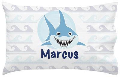 10b86ce4612 Shark Pillowcase