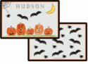 Haunted Halloween Placemat P-813