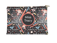 Back To Schools Small Accessory Flat Pouch