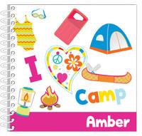 I Heart Camp Journal | Notebook