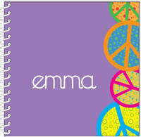 Crazy Peace Journal | Notebook