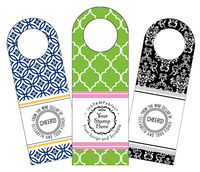 Wine Tags for Custom Stamps