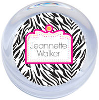 Hot Zebra Paperweight