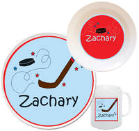 Hockey Melamine Set