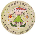 Cookies for Santa Girl SL17G