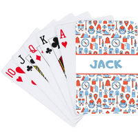 Camp Gear Playing Cards