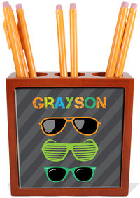 Cool Shades Pencil and Pen Holder