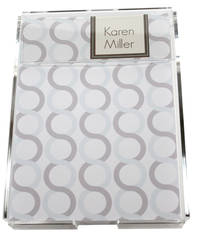 Infinite Circles Seafoam Memo Sheets